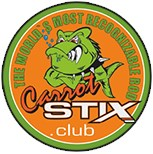 Carrot Stix Rods and Reels
