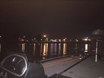 Why do people have to get up so early to go fishing