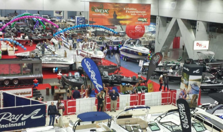 Cincinnati Travel Show This Weekend