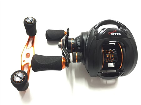 Baitcast Reels 2016 2530 the new carrot stix baitcast reels for 2016 3