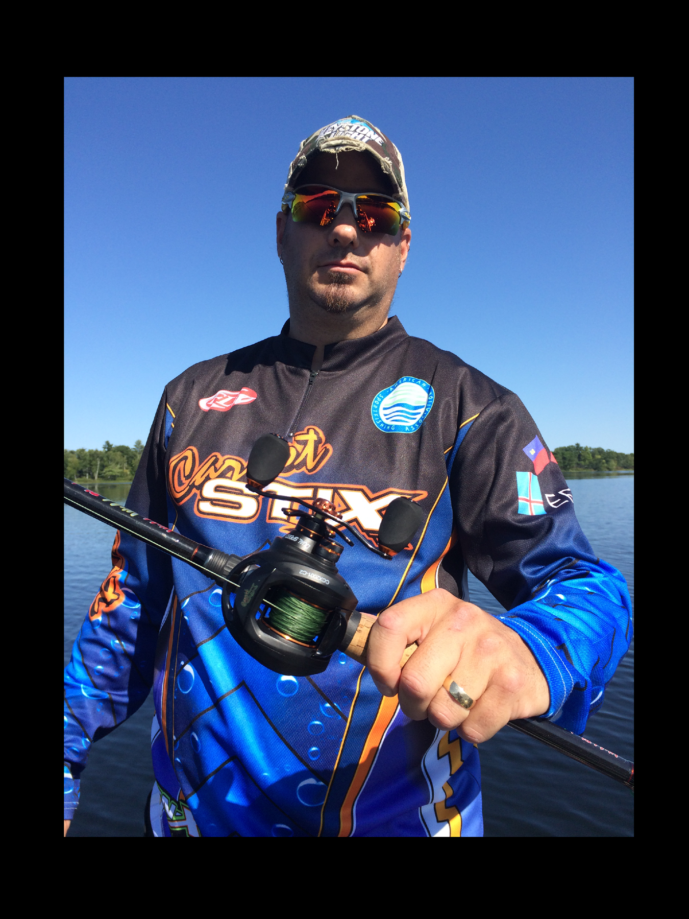 Carrot Stix Dual Speed casting reel review