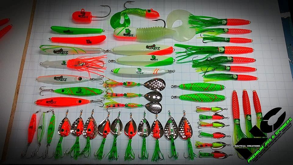 Lures and Jigs for CarrotStix