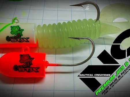 Lures and Jigs for CarrotStix! 6723 lures and jigs 13