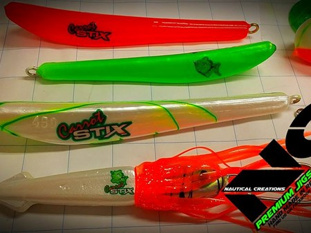 Lures and Jigs for CarrotStix! 6723 lures and jigs 5